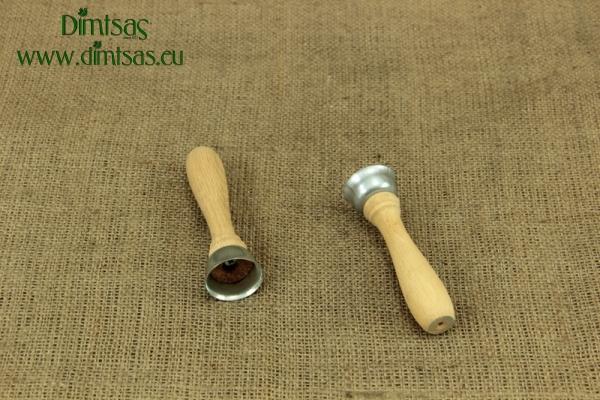 Κάθετο Ταπωτικό για Φελλούς & Μεταλλικά Καπάκια Μπύρας - Crown