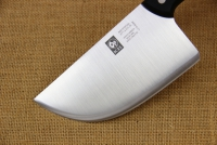 Cleaver Stainless Steel for Bougatsa 15 cm with Black Handle Sixth Depiction
