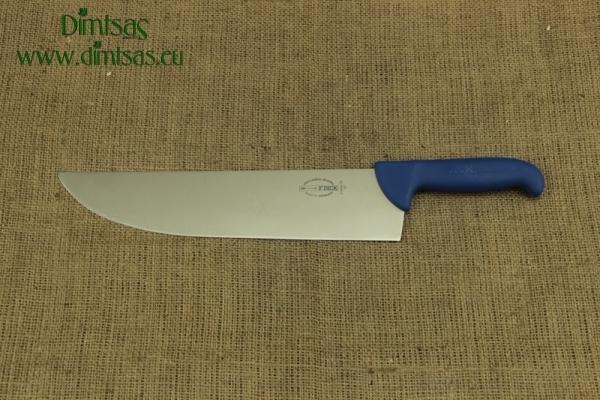 Μαχαίρι Κρεοπωλών ή Φεταρίσματος Τύπου Block 36 εκ. με Φαρδιά Λεπίδα