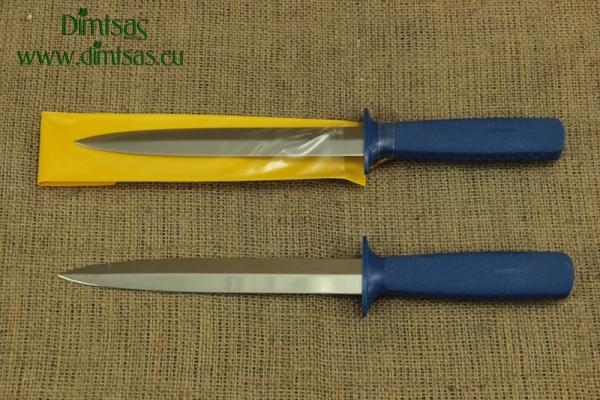 Μαχαίρι Κατεργασίας και Φεταρίσματος με Πολύ Φαρδιά Λεπίδα 22 εκ.