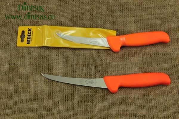 Μαχαίρι Ξεκοκκαλίσματος Mastergrip Καμπυλωτό Άκαμπτο 15 εκ. Πορτοκαλί