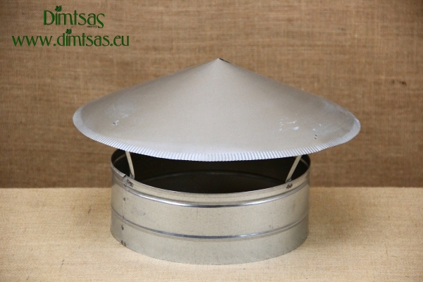 Chimney Cap Galvanized No25