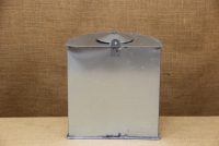 Vintage Galvanized Water Dispenser 15 liters Silver Second Depiction