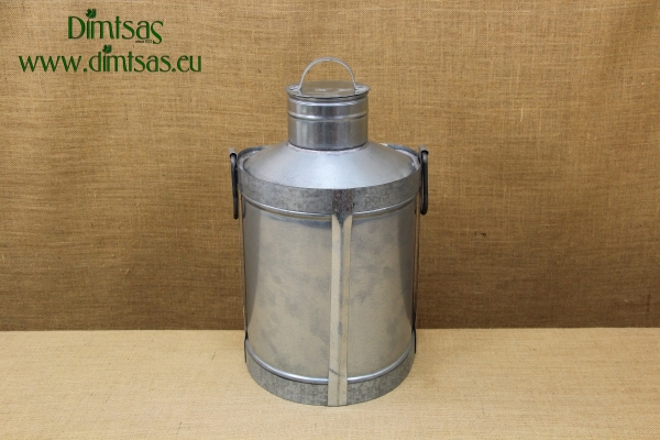 Traditional Milk Can - 'Giumi' 14 Liters