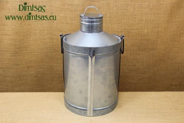 Παραδοσιακό Δοχείο Γάλακτος  - Γκιούμι 22 λίτρων