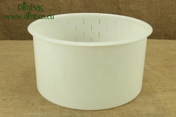 Καλούπι για Τυρί Πλαστικό  Στρόγγυλο Νο40
