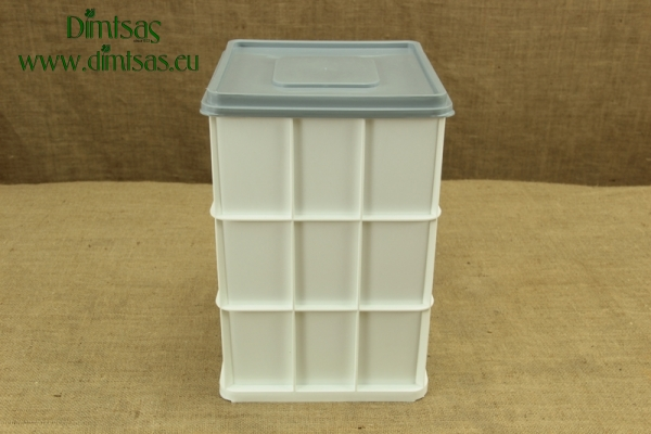 Cheese Ripening Container 16 Kg or 19 lit