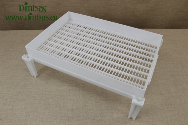 Cheese Draining & Ripening Rack with Legs & Frame