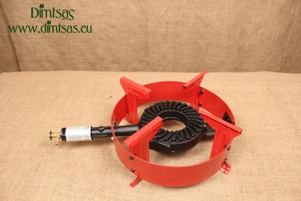 Συσκευή Υγραερίου Υψηλής Απόδοσης Ηφαίστειο Κόκκινο