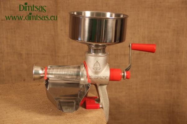 Αλεστική Μηχανή για Σάλτσα Ντομάτας Tre Spade INOX