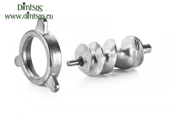 Σαλίγκαρος και Δαχτυλίδι για Μηχανές Κιμά
