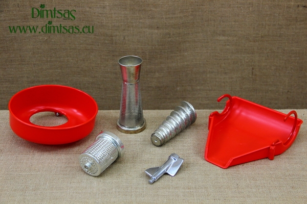 Cheese Grater Attachment for Meat Mincer No8