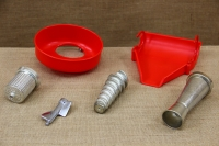 Tomato Squeezer Attachment for Meat Mincer No8 Fifth Depiction