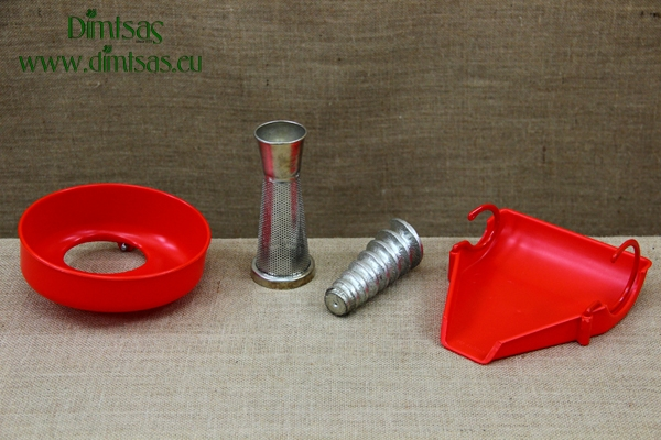 Tomato Squeezer Attachment for Meat Mincer No8