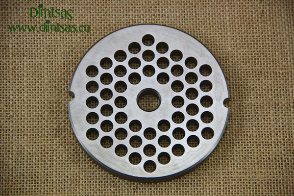 Stainless Steel Plate TRIS for Meat Mincer No32