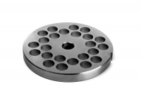 Stainless Steel Plate for Meat Mincer No32 12 mm Seventh Depiction