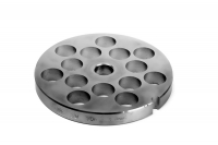 Stainless Steel Plate for Meat Mincer No32 16 mm Seventh Depiction