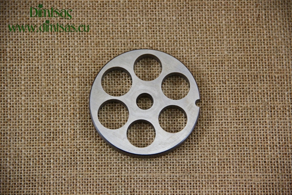 Stainless Steel Plate TRIS for Meat Mincer No10/12