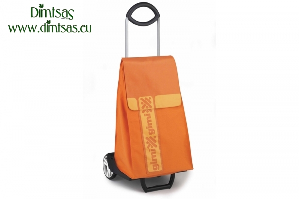 Shopping Trolley Bag Ideal Step Orange