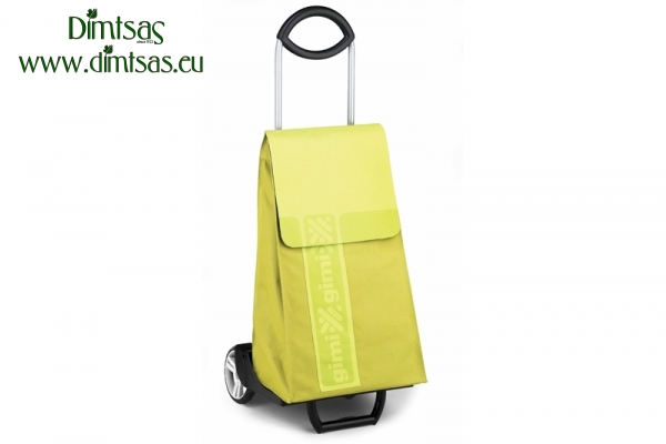 Shopping Trolley Bag Ideal Step Lime
