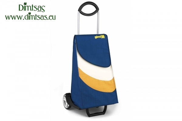 Shopping Trolley Bag Easy Go Blue