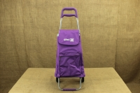 Shopping Trolley Bag Argo Violet Third Depiction