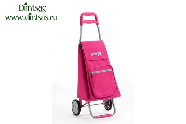 Shopping Trolley Bag Argo Fuchsia