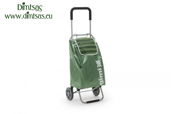 Shopping Trolley Bag Flexi Green