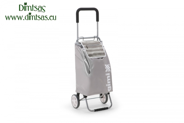 Shopping Trolley Bag Flexi Grey
