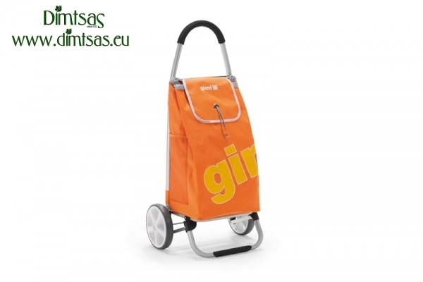 Shopping Trolley Bag Galaxy PES Orange