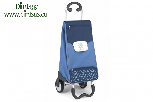 Shopping Trolley Bag My Porter Blue
