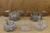 Frying Basket Tinned No23 for Professional Fryer Pot No26 Eleventh Depiction