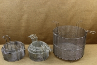 Frying Basket Tinned No23 for Professional Fryer Pot No26 Sixteenth Depiction