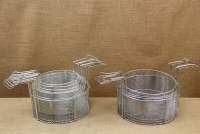 Frying Basket Tinned No23 for Professional Fryer Pot No26 Eighth Depiction