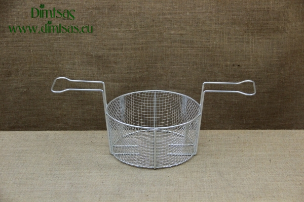 Frying Basket Tinned No35 for Professional Fryer Pot No38