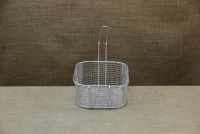 Frying Basket Professional Rectangular Tinned No1 First Depiction