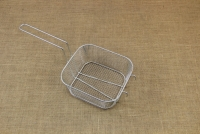 Frying Basket Professional Rectangular Tinned No1 Third Depiction