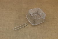 Frying Basket Professional Rectangular Tinned No1 Fourth Depiction