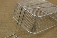 Frying Basket Professional Rectangular Tinned No1 Sixth Depiction