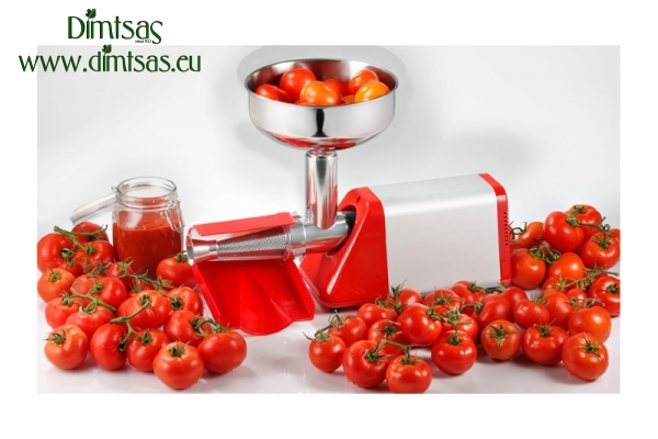 Squeezing Machine for Tomatoes - Fruits - Peppers, The Grate Titan