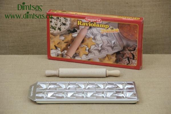 Φόρμες Παρασκευής Ραβιολιών Raviolamp Gli Specialli