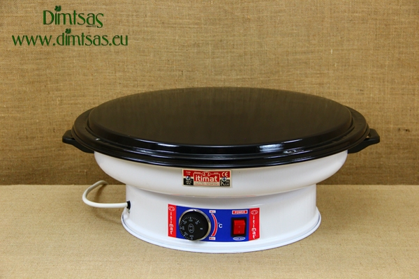 Electric Pancake Oven or Saci White