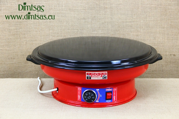 Electric Pancake Oven or Saci Red