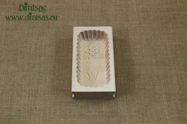 Butter Mould Wooden 250 gr No2