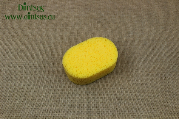 Sponge for Application of Cheese Coating