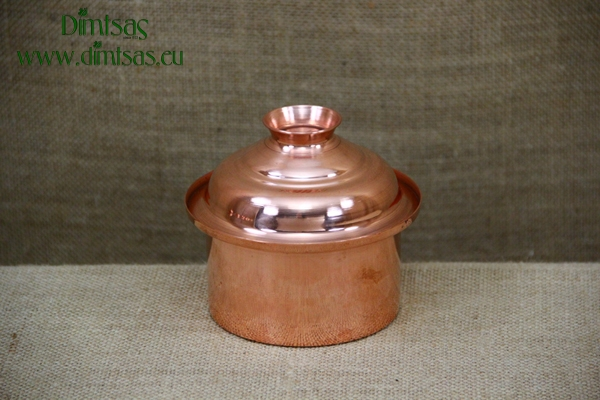 Copper Mini Pot No3