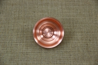 Copper Mini Pot Curved No1 Fourth Depiction