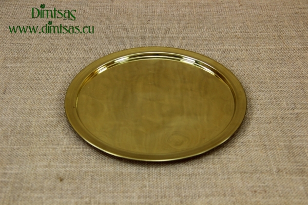 Brass Tray for Ouzo No24