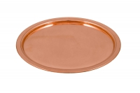 Copper Tray for Ouzo No24 Thirteenth Depiction
