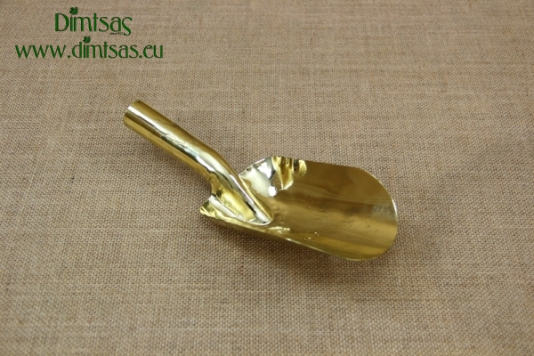 Brass Scoop No3